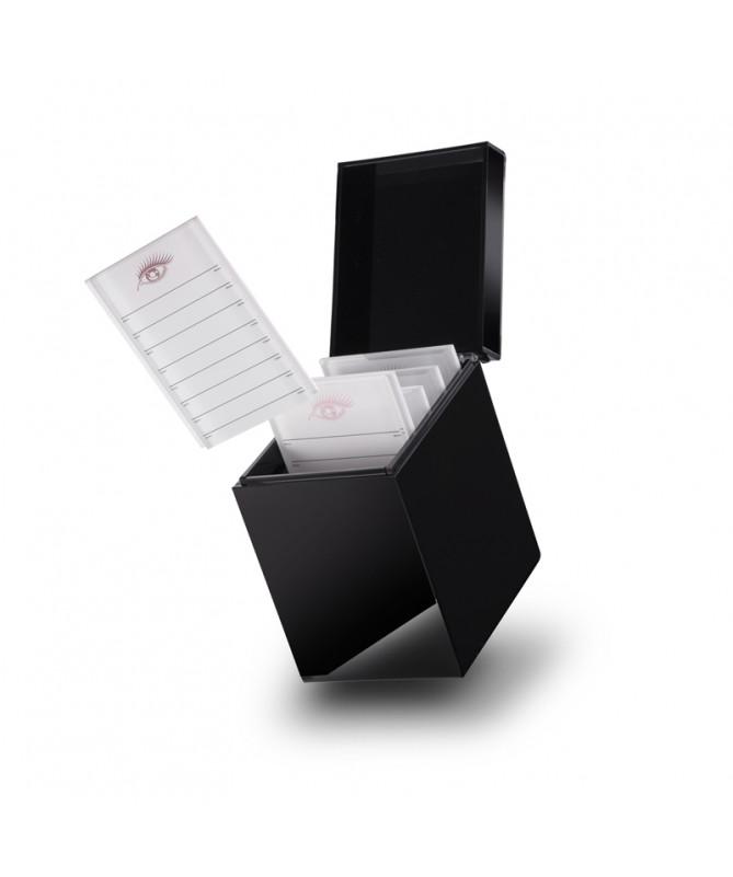 Wimpernplatten Box 5er