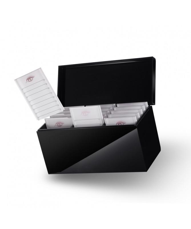 Wimpernplatten Box 15er