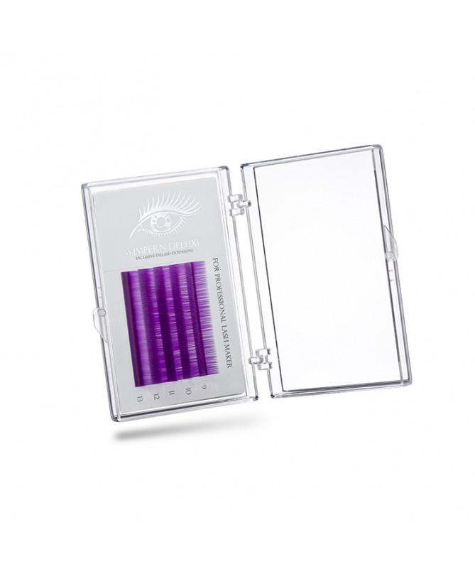 Eyelash Extensions Violet