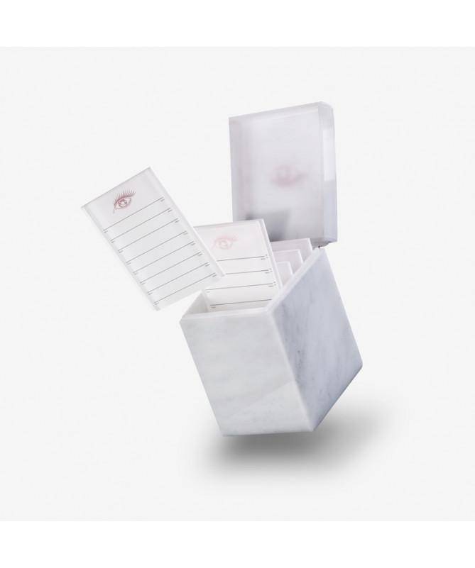 Lash Box mit 5 Wimpernlatten