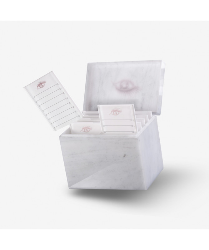 Lash Box mit 10 Wimpernlatten