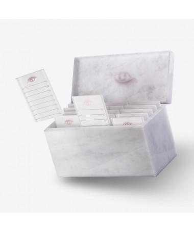 Lash Box mit 15 Wimpernlatten