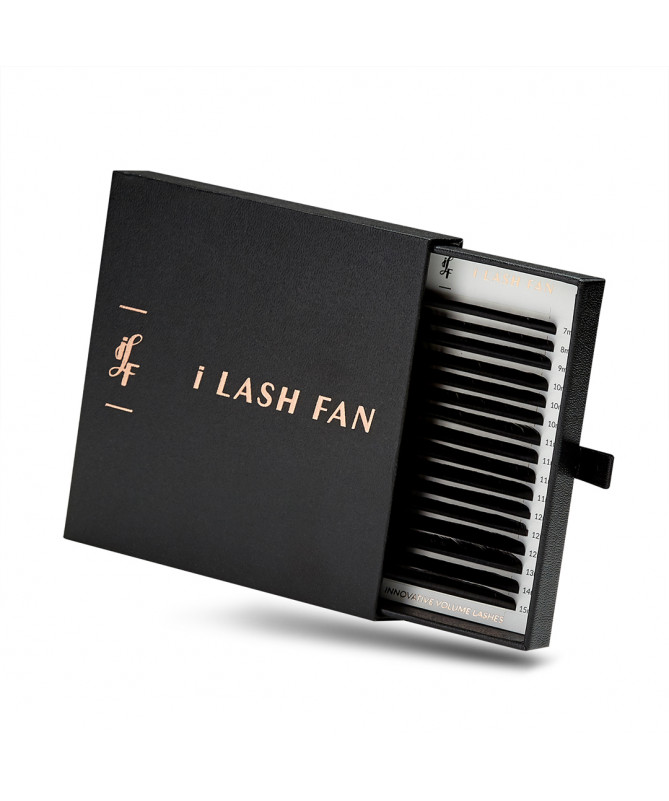 Wimpern Extensions i LASH FAN®