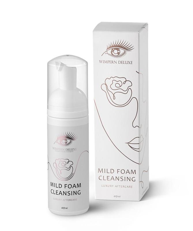 Cleansing Foam for Eyelash...